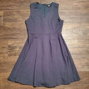 Lulus Green Sleeveless Dress XL
